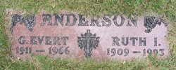 Ruth Isabelle Anderson
