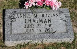 Annie N. <I>Rogers</I> Chatman