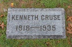 Kenneth William Cruse