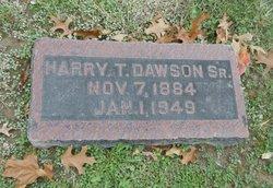 Harry Thomas Dawson, Sr