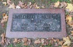 """Mildred I. """"Belle"""" Morris"""