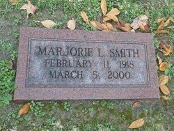 Marjorie Lafern <I>Smothers</I> Smith