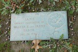 Jane E. Tabor