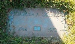 Georgia A Conrad