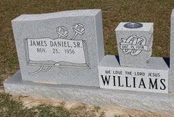 James Daniel Williams, Sr