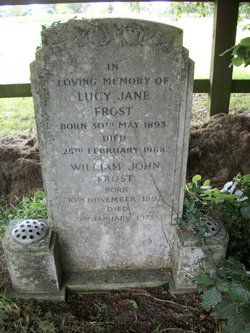 William John Frost