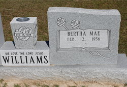 Bertha Mae Williams