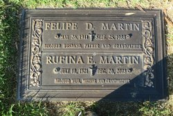 Rufina Escueta Martin