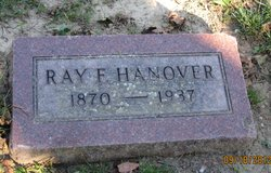 Raymond F Hanover