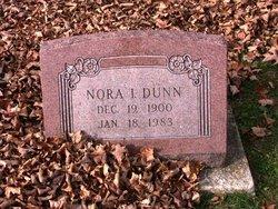 Nora I. <I>House</I> Dunn