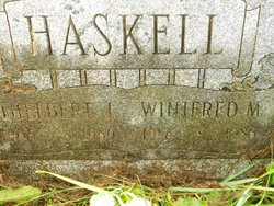 Winifred M. Haskell