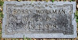 "Robert McKenzie ""Bobby"" Workman"