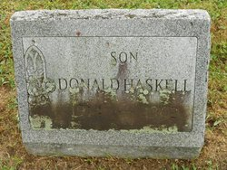 Donald Haskell
