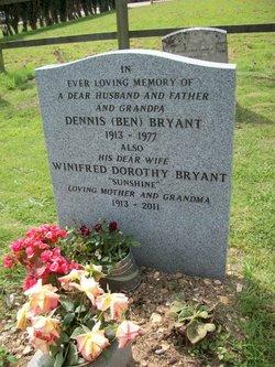 Winifred Dorothy Bryant