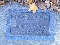 "Mabel ""Mamie"" <I>Kohnen</I> Thies"