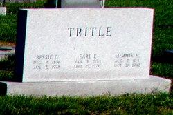 Bessie C <I>McCoy</I> Tritle