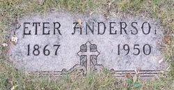 Peter Gustaf Anderson