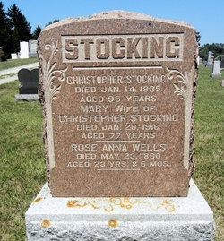 Christopher Stocking