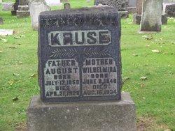 August Kruse
