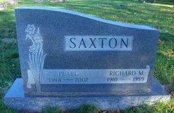 Richard M. Saxton