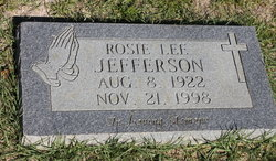 Rosie Lee Jefferson