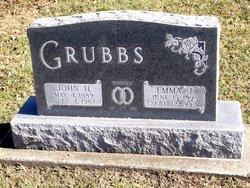 Emma J. <I>Switzer</I> Grubbs