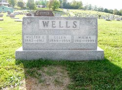 Hannah 'Ellen' <I>Craft</I> Wells