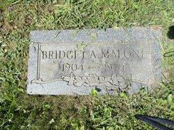 Bridget Agnes <I>Haggerty</I> Malone