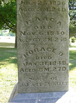 Horace B Kelly