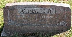Sophia M <I>Schwartz</I> Schmalfeldt