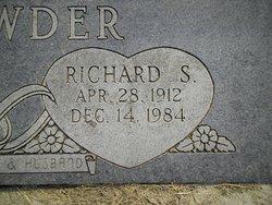 Richard S. Crowder