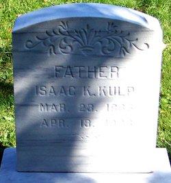 Isaac Kulp Kulp
