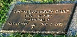 """Thomas Franklin """"T. F."""" Gault"""
