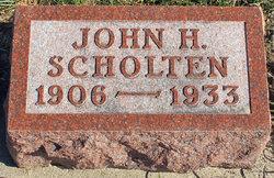 John Henry Scholten