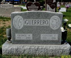 Concha E Guerrero