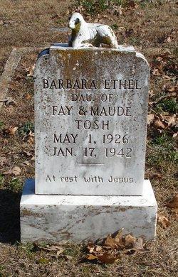 Barbara Ethel Tosh