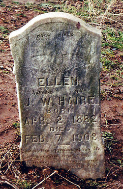 Ellen <I>Purcell</I> Haire