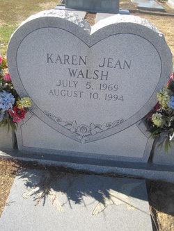 Karen Jean Walsh