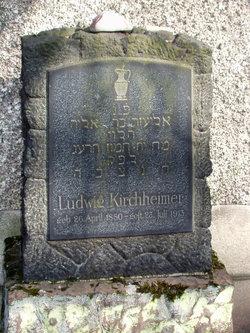 Ludwig Kirchheimer