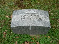Mary <I>Kluchar</I> Bobby