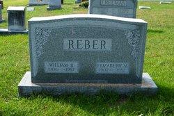 Elizabeth M. <I>Feltz</I> Reber