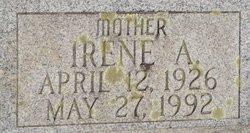 Irene <I>Akers</I> Rooks