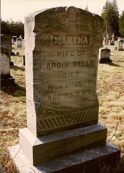 Martha <I>Smith</I> Eells