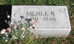 Merle N Patton