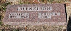 Doris W Blenkiron