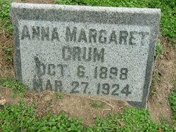 Anna Margaret Crum