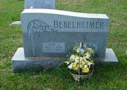 John Alexander Bebelheimer