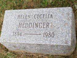 Helen Cecelia <I>Kummel</I> Heddinger