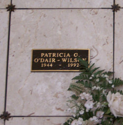 Patricia Gale <I>Odair</I> Wilson