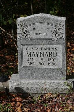 Gusta Daniels Maynard